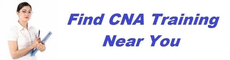 Find CNA Training Near You